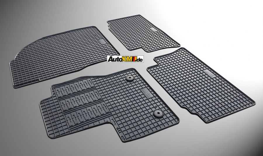 gummi fu matten ford c max ii cikcar autozubeh r shop. Black Bedroom Furniture Sets. Home Design Ideas