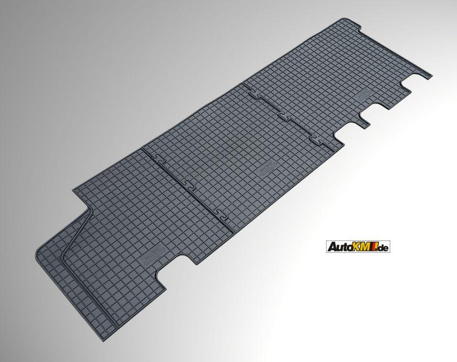 gummi fu matten volkswagen t6 zweite sitzreihe. Black Bedroom Furniture Sets. Home Design Ideas