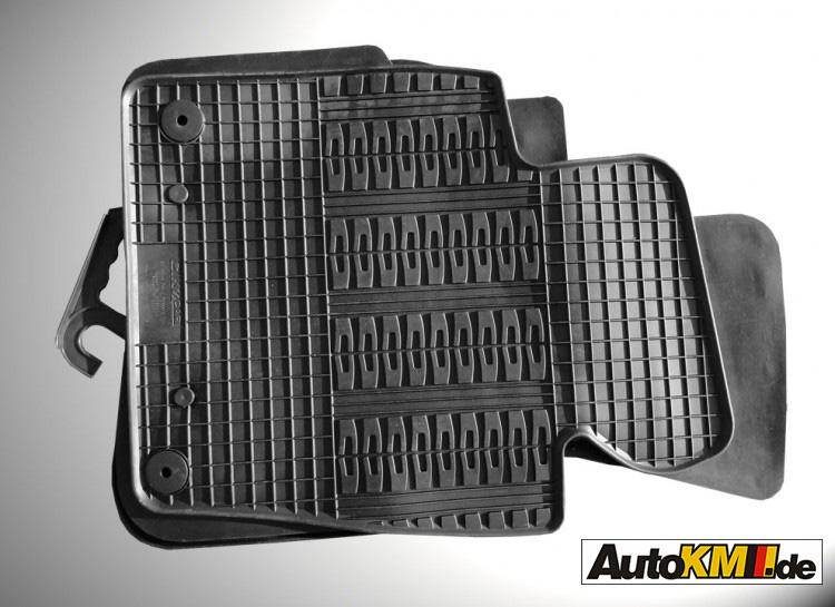 CikCar Gummi-Fußmatten VW PASSAT 3G//B8  ab 11//2014